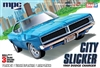 "1969 Dodge Charger R/T ""City Slicker"" Snap Promo Style Kit (1/25) (fs)"