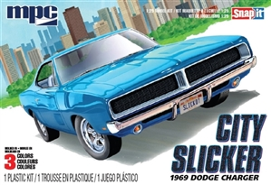 "1969 Dodge Charger R/T ""City Slicker"" (1/25) (fs)<br><span style=""color: rgb(255, 0, 0);""> Early August</span>"