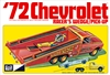 "1972 Chevrolet Racer's Wedge Pickup Truck (1/25) (fs) <br><span style=""color: rgb(255, 0, 0);"">May, 2021</span>"