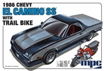 "1986 El Camino SS with Dirt Bike (1/25) (fs) <br><span style=""color: rgb(255, 0, 0);"">Just Arrived</span>"