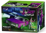 "Batman The Joker Getaway Car 1978 Dodge Monaco w/ Figure  (1/25) (fs) <br><span style=""color: rgb(255, 0, 0);"">Just Arrived</span>"