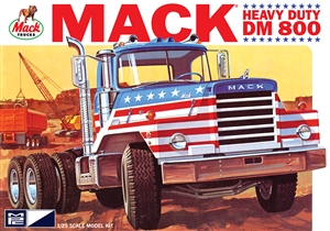 "Mack Heavy Duty DM800 Tractor (1/25) (fs) <br><span style=""color: rgb(255, 0, 0);"">Just Arrived</span>"