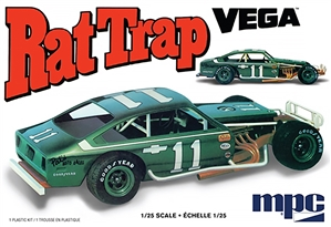 "1974 Chevy Vega Modified ""Rat Trap"" (1/25) (fs) <br><span style=""color: rgb(255, 0, 0);"">Just Arrived</span>"