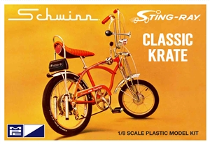 "Schwinn Sting Ray ""Classic Krate"" 5-Speed Bicycle (1/8) (fs) <br><span style=""color: rgb(255, 0, 0);"">August, 2019</span>"