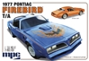 "1977 Pontiac Firebird Trans Am (1/25) (fs) <br><span style=""color: rgb(255, 0, 0);"">May, 2019</span>"