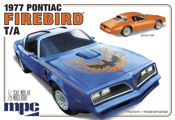 1977 Pontiac Firebird Trans Am (1/25) (fs)