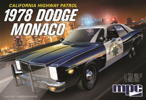"1978 Dodge Monaco California Highway Patrol Police Car (1/25) (fs) <br><span style=""color: rgb(255, 0, 0);"">Just Arrived</span>"