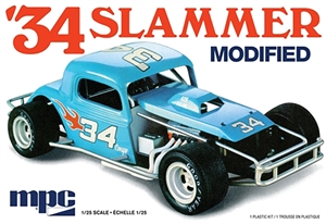 "1934 Slammer Modified (1/25) (fs) <br><span style=""color: rgb(255, 0, 0);"">October, 2020</span>"