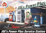 Joes Power Plus Service Station Garage (1/24) (fs)