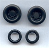 Revell Mickey Thompson Big/Little Drag Racing Tires