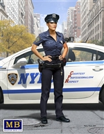 "Ashley ""Field Interview"" Modern Police woman (1/24)"