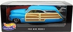 1950 Mercury Woodie Wagon Diecast 'Hot Wheels Collectible' (1/18) (fs)