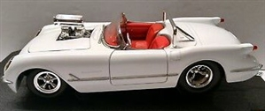 1953 Chevy Corvette Pro Street Modified Diecast (1/18) (fs)