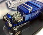 "1932 Ford ""Highboy"" Roadster 'Blue Flame' Diecast (1/18) (fs)"
