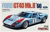 "1966 Ford GT40 Mk II (1/12) (fs)  <br><span style=""color: rgb(255, 0, 0);""> Just Arrived </span>"