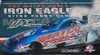 2004 Dodge Nitro 'White Bazemore Matco Tools Iron Eagle 25th Anniversary' Funny Car (1/16) (fs)