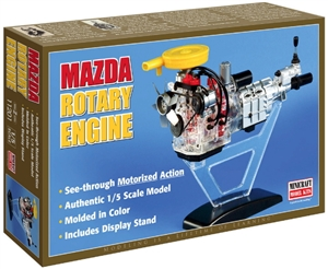 Visible Mazda Rotary Engine (1/5) (fs)