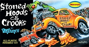 Von Franco Stoned Hoods and Crooks Willys (fs)