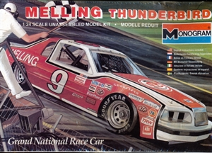 1983 'Melling' Ford Thunderbird ' Bill Elliot  #9  (1/24) (fs)