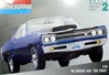 1969 Dodge 440 6-Pack  (1/24) (fs)