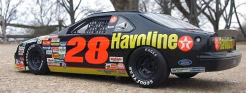 Ford Racing Parts >> 1992 Ford Thunderbird 'Havoline' # 28 Davey Allison (1/24) (fs)