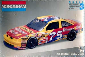1991 Oldsmobile 'Dinner Bell'  #75  Joe Ruttman (1/24) (fs)