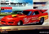 1985 Pontiac Trans Am Funny Car 'Miller Warrior' driven by Dan Pulde (1/24) (fs)