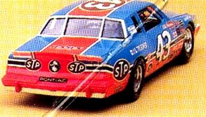Grand Pre Car >> 1984 Pontiac Grand Prix 'STP/Curb' # 43 Richard Petty (1/24) (fs)