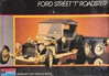 "1924 Ford Street ""T"" with antique Trailer (1/24) (fs)"