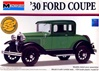 1930 Ford Coupe (1/24) (fs)
