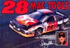1993 Ford Thunderbird 'Mac Tools' # 28 Davey Allison (1/24) (fs)