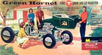 1923 Ford 'T' Roadster 'Green Hornet' (fs) 1/25 scale (1/24) (fs)