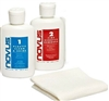 Novus Polish Set - Novus 12 <br> (1 each NVS-1, NVS-2, & Polishing Cloth)