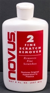 Novus Fine Scratch Polishing Cream - Novus 2 <br> (2 oz Bottle)