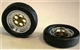 "Funny Car Front Rims, and Tires (Set of 2) (1/25) <br><span style=""color: rgb(255, 0, 0);"">Back In Stock</span>"