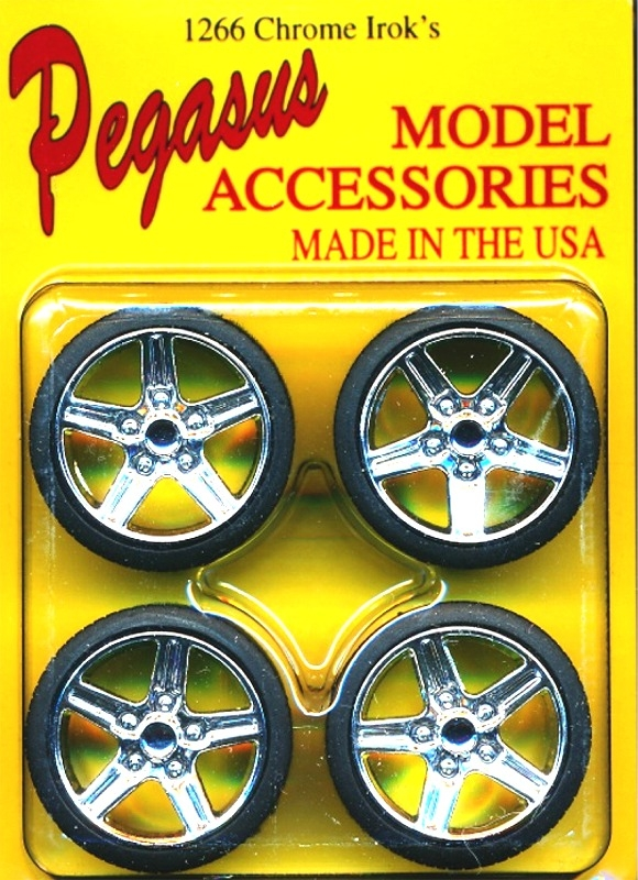 Iroc Wheels With Tires 19 Quot Set Of 4 1 25
