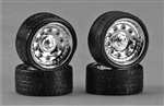 "Magnums 23"" Rims with Tires (Set of 4) (1/25)"
