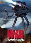 "War of the Worlds ""Alien Tripod"" Model Kit (1/144)"
