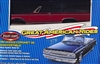 1965 Dodge Coronet Convertible (Bright Candy Red Metallic) (1/25) (fs)
