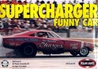 1969 Dodge Charger - Mr. Norm's Supercharger Funny Car (1/25) (fs)