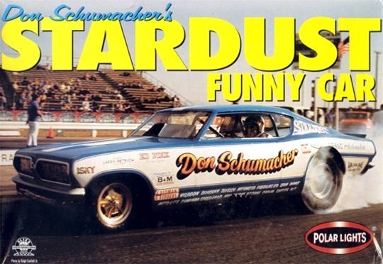1968 Plymouth Barracuda: Don Schumacher's Stardust Funny Car ...