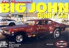 1968 Plymouth Barracuda: Big John Funny Car (1/25) (fs)