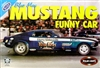1970 Ford Mustang Funny Car 'Blue Max' (1/25) (fs)