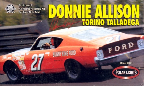 Sunny King Ford >> 1969 Sunny King Ford Talledega Driven By Donnie Allison 1 25 Fs