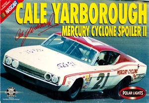 1969 Cale Yarborough Mercury Cyclone Spoiler II  (1/25) (fs)