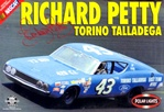 "1969 'Richard Petty' Torino Talledega ""First Edition"" Original Issue (1/25) (fs)"