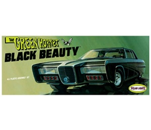1966 Green Hornet Black Beauty Standard Edition (1/32) (fs)