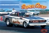 Nelson Carter's 1970 'Super Chief' Charger Funny Car (1/25) (fs)