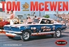 "Tom ""Mongoose"" McEwen 1969 Barracuda Funny Car (1/25) (fs)"