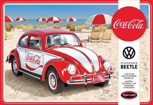"Volkswagen ""Coca Cola"" Beetle Snap Kit (1/24) (fs) <br><span style=""color: rgb(255, 0, 0);"">February, 2019</span>"
